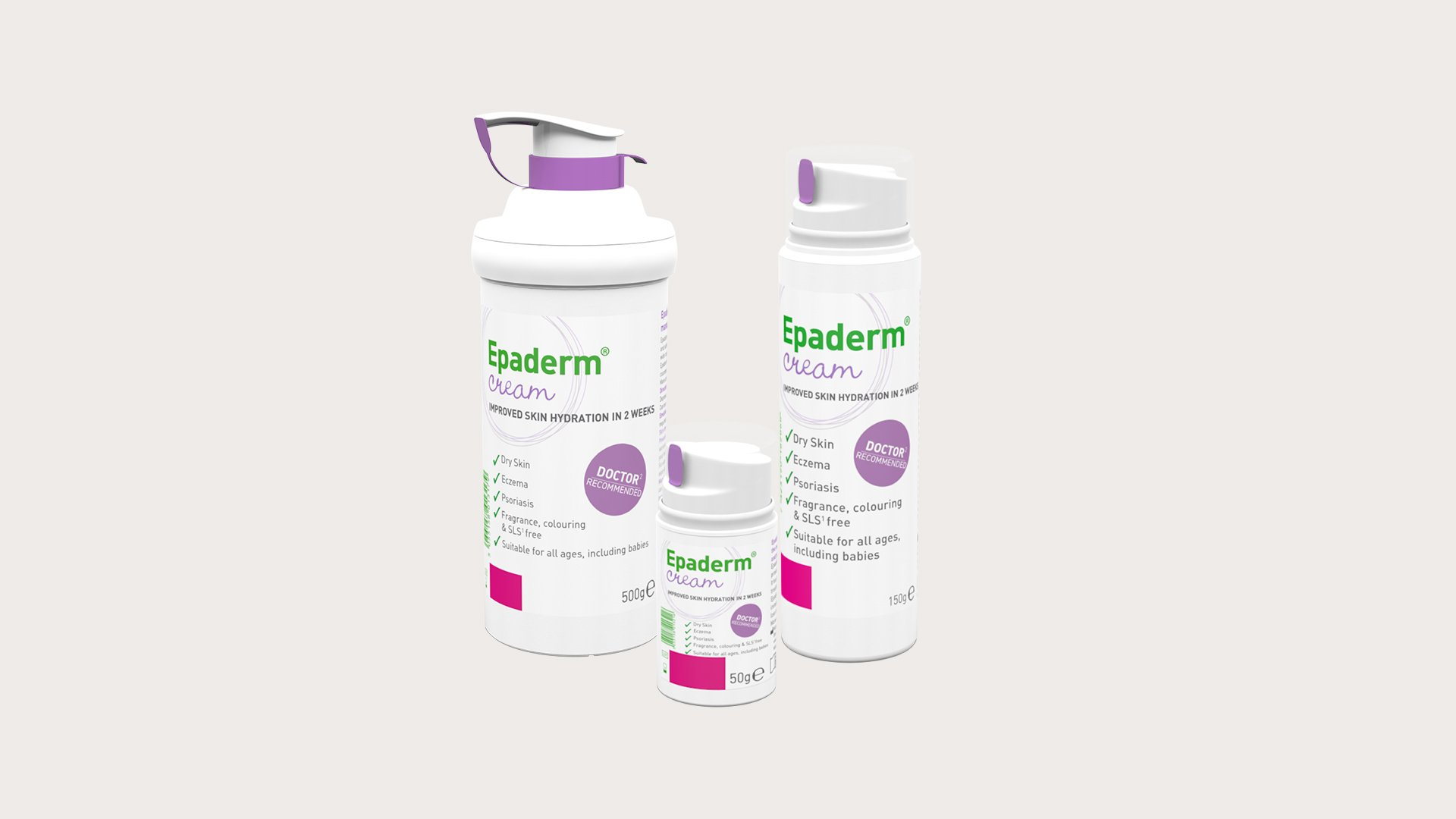Epaderm Cream Emollient And Skin Cleanser For Dry Skin Conditions Molnlycke